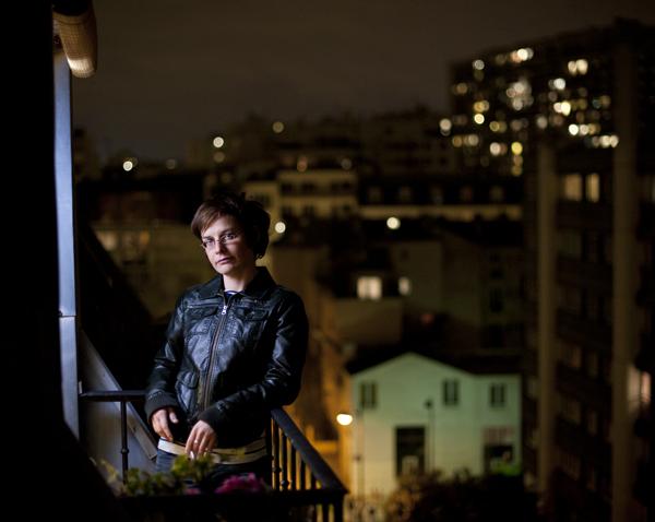 Portrait anne-F-photo Sacha Lenormand
