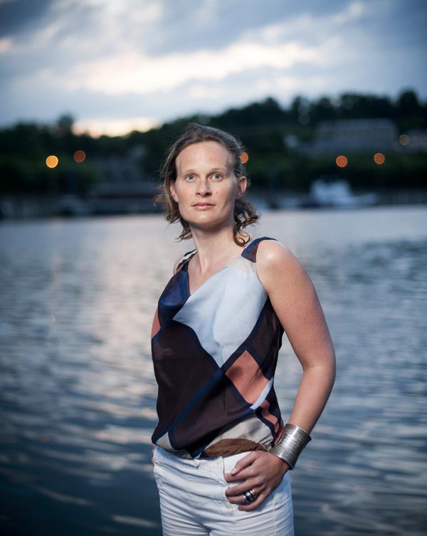 Ségolène de Retz, relations presse publiques, photo © Sacha Lenormand.