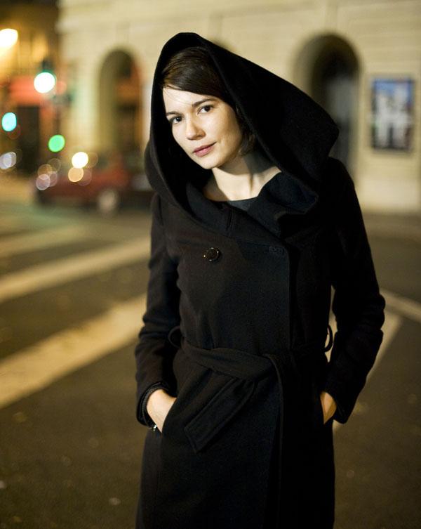 Aurélie Streiff © Sacha Lenormand, Photographe Paris