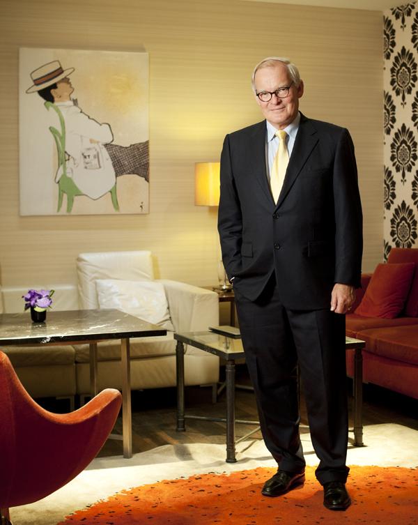 Portrait chef d'entreprise © Sacha Lenormand