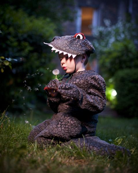 Jean Tyranosaure Photo © Sacha Lenormand