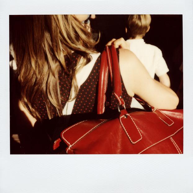 Polaroid  © Sacha Lenormand