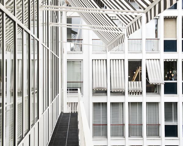 Photographie architecture et architecture intérieur. © Sacha Lenormand, Paris