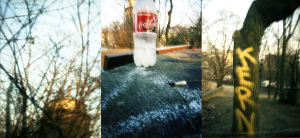 Pinhole Sténopé Berlin 2002 © Sacha Lenormand