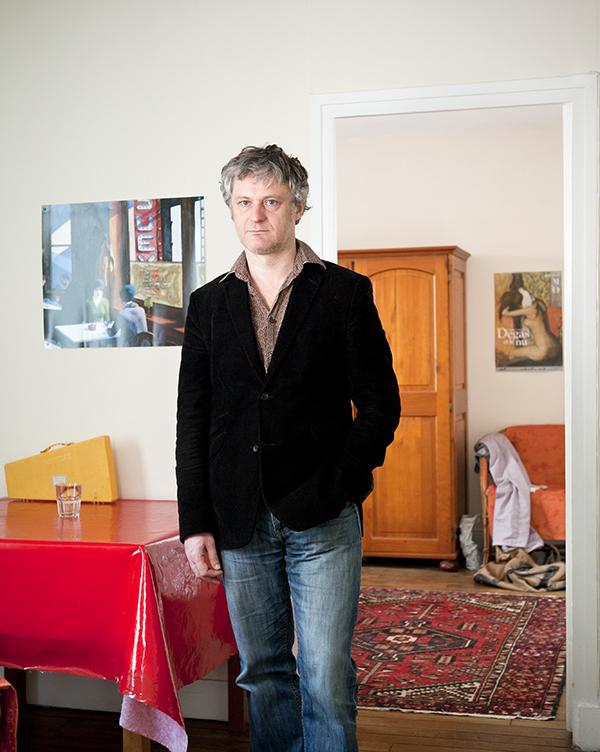 © Sacha Lenormand portrait de Garz, auteur-compositeur-interprète