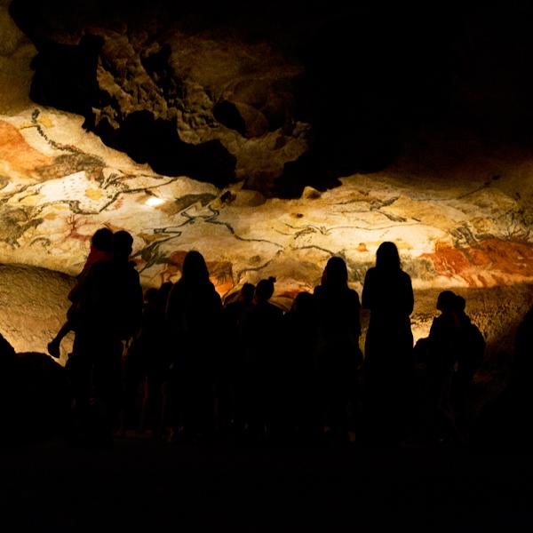 Grotte de Lascaux II © Sacha Lenormand